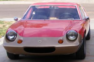 Lotus Europa Twin Cam Special Project