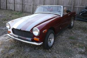 1974 MG Midget great little car hot rod rat street project no reserve 73 72 71
