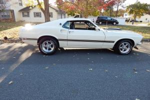 1969 Mustang Fastback Mach 1 Mach1 Clone Classic Muscle Car Fast and Furious