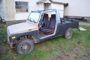 "83 Long Wheel Base Suzuki SJ410 ""Samurai"""