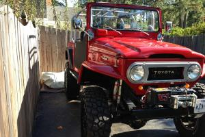 Toyota FJ40 Land Cruiser 1969 - Exc Condition and Featured in 4WD magazine