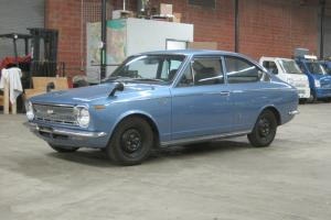 1969 Toyota Corolla Very RARE 3K-B Dual Carburetor High Compression Sport Coupe