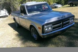 1971 GMC  1500 Short Bed      V-8     Auto                  $8500 Photo