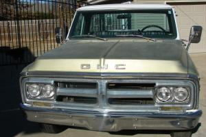 1972 GMC 1500 long bed 350 auto factory air