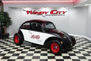 1968 Volkswagen Beetle Rat Rod Custom Pepsi Cola Show Car Absolutely MUST SEE!!!