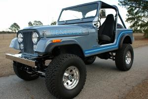1985 Jeep CJ7 * Full Frame Off Restore * Powdercoat Frame * All Stainless Bolts Photo