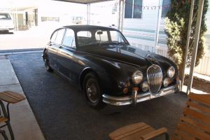 1961 Jaguar MK II Original Classic 4 speed,overdrive Photo