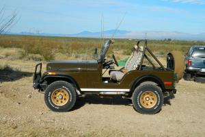 1977 Jeep CJ5 Golden Eagle Sport Utility 2-Door 5.0L