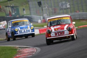 Mighty Mini Racecar cooper 1.3i spi BRSCC