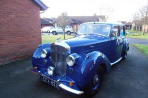 1949 BENTLEY BLUE