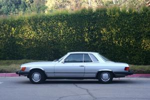 Low Mileage 1975 Mercedes-Benz 450SLC