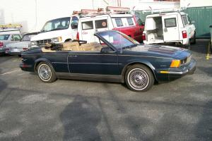 must sell 1986 century coustom convertible
