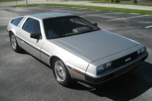 Delorean DMC-12 Automatic Excellent Condition