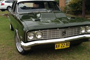 1971 HG Holden Premier in Bradbury, NSW