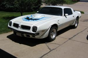 1975 Pontiac Trans Am 455 4 speed