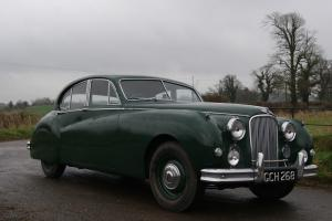 1954 JAGUAR MARK SEVEN Manual Green Photo