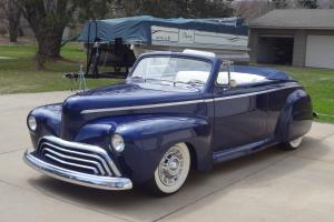 1948 Ford Convertible Custom