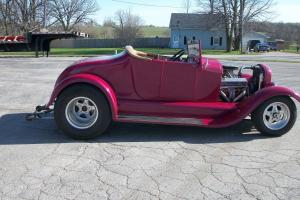 1927 Ford Total Performance T