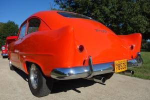 1952 Kaiser Henry J updated Street Cruiser V8 Ford Hugger Orange Classic Car