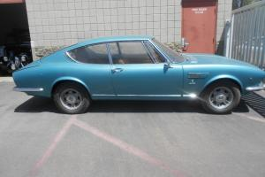 """1968 Fiat Dino Coupe """"Barn Find!"""""""