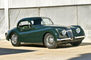 1952 Jaguar XK120 SE Fixed Head Coupe- Fresh Restoration of the Highest Quality Photo