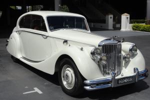 Jaguar Mark V MKV Mark 5 MK5 in Greenacre, NSW Photo