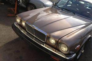 1987 Jaguar XJ6 Series III VDP Very good looking. A must see!!!