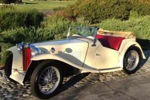 1946 MG TC Photo