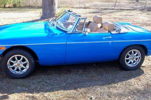 THIS IS THE MGB YOU HAVE BEEN LOOKING FOR! IT HAS AIR-CONDITIONING AND OVERDRIVE