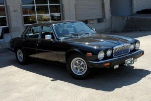 1986 Jaguar XJ6 Series III