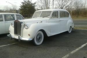 1962 Austin Princess - Wedding Limo