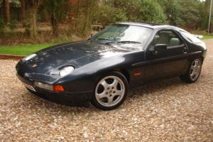 1991 PORSCHE 928 S4 AUTO PRIVATE PLATE AND HISTORY FROM NEW!