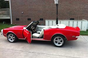 1967 Ford Mustang A-code Convertible 289 V8 Auto w/ Powertop & Deluxe Interior
