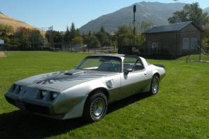 1979 Firebird Pontiac Trans Am - 10th Anniversary Edition