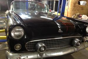 1955 Ford Thunderbird W/ SOFT TOP & HARD TOP included