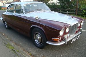 1968 JAGUAR DAIMLER 420 SOVEREIGN AUTO LONG MOT SENSIBLE LOW RESERVE