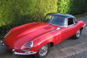 1961 Jaguar E-Type 3.8l Series 1 Photo