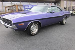 1970 Dodge Challanger R/T Tribute, Rotisserie, Every Nut And Bolt Restoration