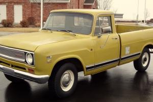 1971 International Harvester Pickup 1210, Original, 304 V8, Rust free Classic