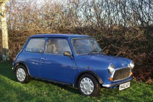 1996 Rover Mini Sprite 1275 Low Mileage & Long MOT Photo