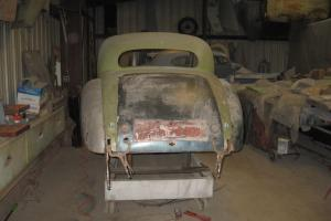 Jaguar XK120 Fixed Head Coupe - 1954, Restoration Under Way Photo