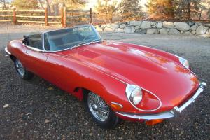 1969 E Type Roadster Photo