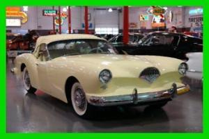 1954 KAISER-DARRIN DFK 161 #217 CONCOURS RESTORATION~BEST ONE IN THE WORLD?
