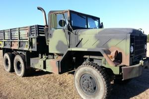 1984 American General 6x6 Cargo Truck - M923 Photo
