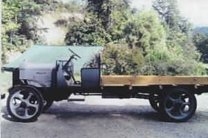 1923 Indiana FlatBed Truck, Body Off Restoration, 23 Hp.