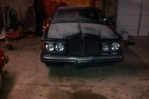 NO RESERVE ! 1987 BENTLEY 8 BENTLEY BENTLY LIKE ROLLS ROYCE BENZ VINTAGE CLASSIC Photo