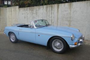 MG/ MGB ROADSTER-RARE PULL HANDLE Photo