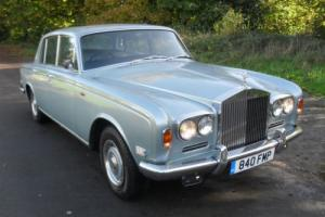 ROLLS ROYCE SILVER SHADOW 1 Photo