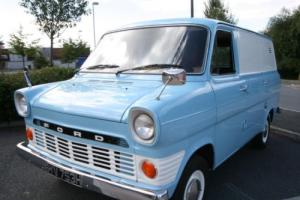 Ford Transit MK1 in mint condition