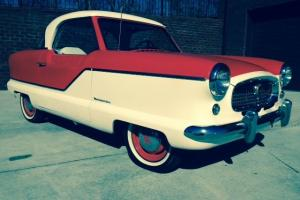 1957 Nash Metropolitan Hard Top Restored to Original Specifications